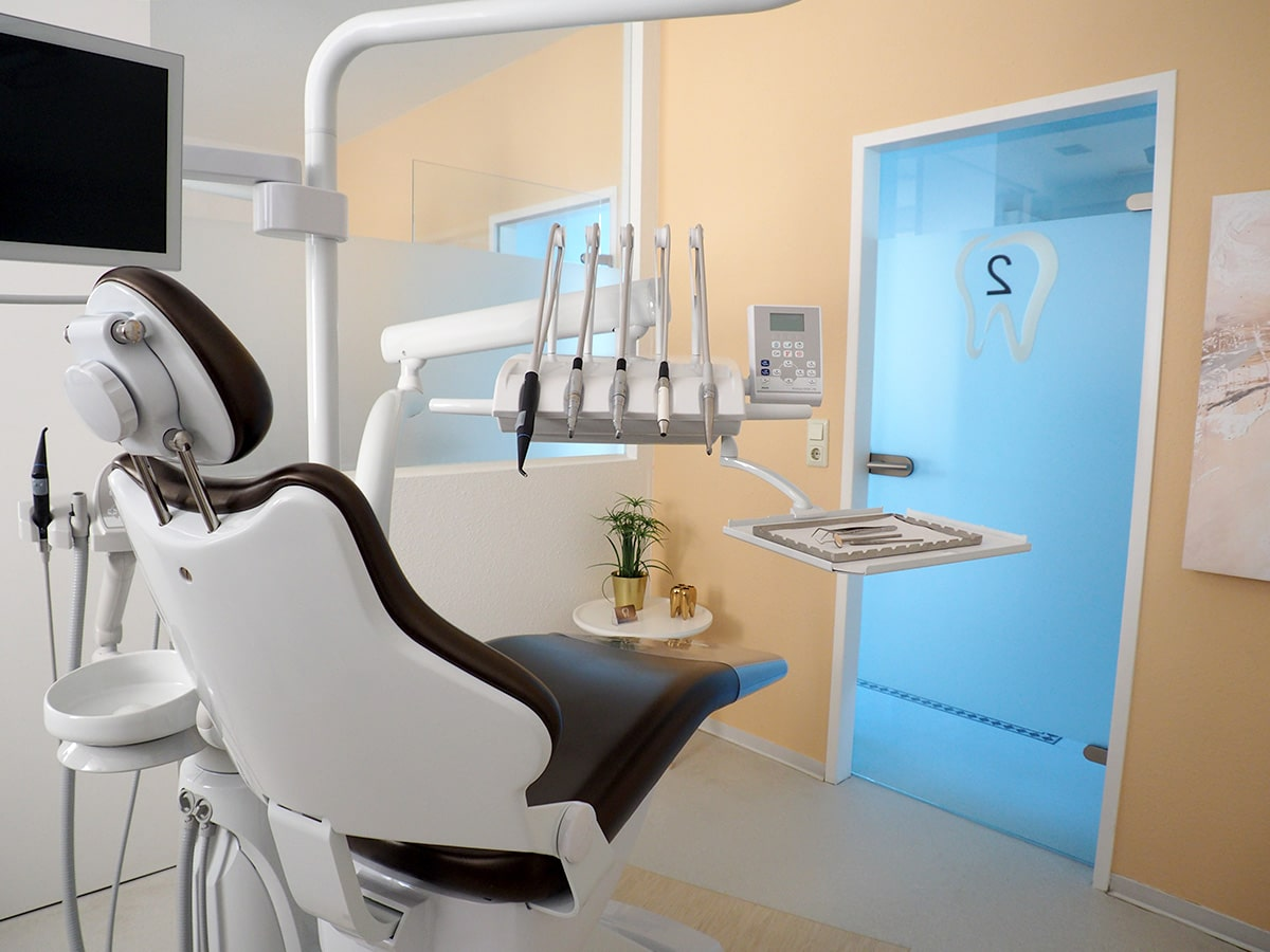 Zahnarzt Behandlungsstuhl