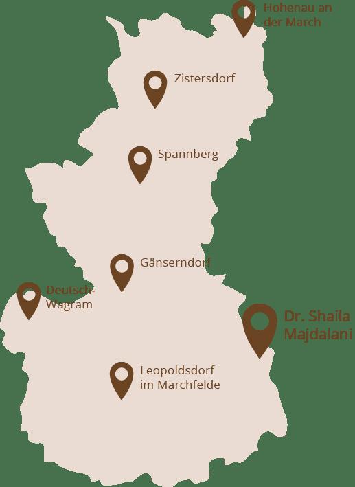 Zahnarzt Gänserndorf - Dr. Shaila Majdalani